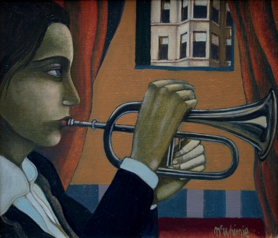 Ian McWHINNIE - The Cornet Player