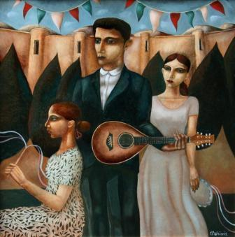 Ian McWHINNIE - The Musicians's Family