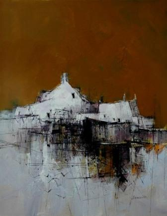 James SOMERVILLE - Orange Sky
