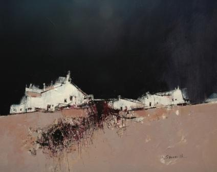 Scottish Artist James SOMERVILLE - Croft -Harris