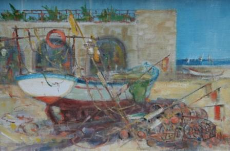 James WATT - Corsican Lobster Boat
