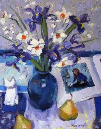 Scottish Artist Jennifer MacKENZIE - Spring