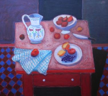 Jock MacINNES - Mallorcan Table