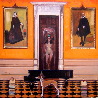 Scottish art, paintings of figures