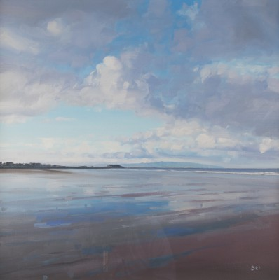 John BELL - Prestwick Beach, Early Morning