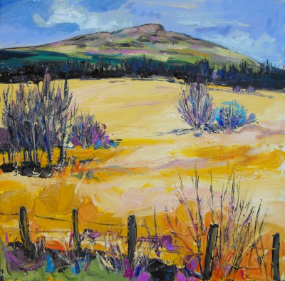 Judith BRIDGLAND - Autumn Hill, Argyll