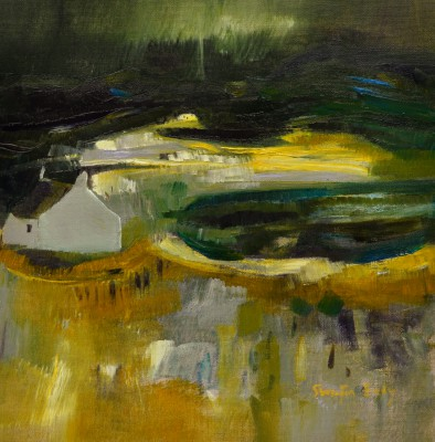 Katherine SWINFEN EADY - Night, Ardnamurchan