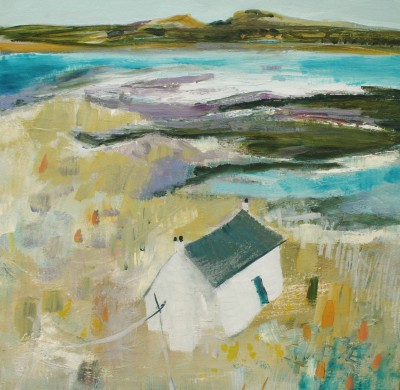 Katherine SWINFEN EADY - Shoreline Cottage, West Coast of Scotland