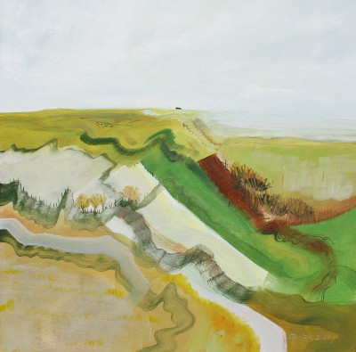 Katherine SWINFEN EADY - Sweep of Land, Salisbury Plain