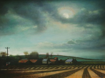 Louis S McNALLY - Nocturnal Farm
