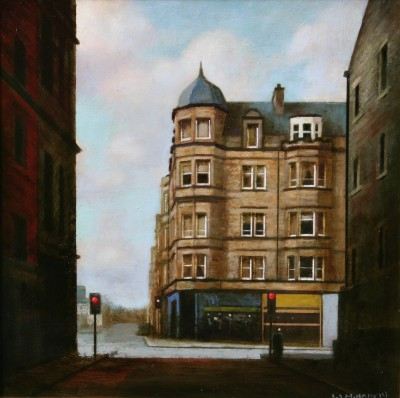 Scottish Artist Louis S McNALLY - Kings Theatre, Edinburgh