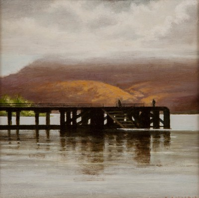 Louis S McNALLY - Lomond Noir