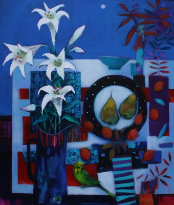 Mairi STEWART - Summer in the Garden