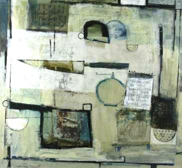 Scottish Artist Margaretann BENNETT - Chef's Table