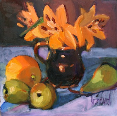 Marion DRUMMOND - Winter Fruits