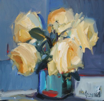 Scottish Artist Marion DRUMMOND - Clotted Cream