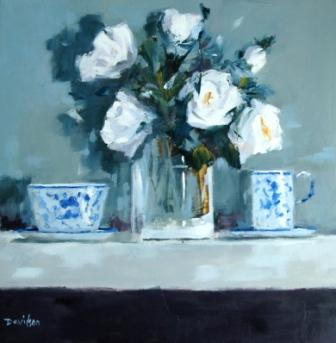 Mary DAVIDSON - China Blue