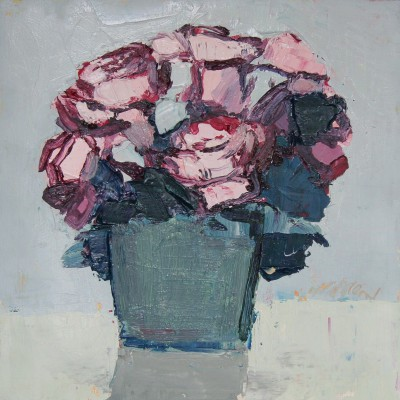Scottish Artist Mhairi McGREGOR - Roses I
