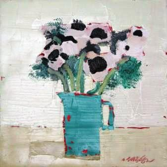 Scottish Artist Mhairi McGREGOR - Anemones