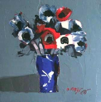 Mhairi McGREGOR - Mixed Anemones