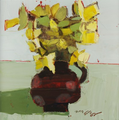 Scottish Artist Mhairi McGREGOR - Daffodils