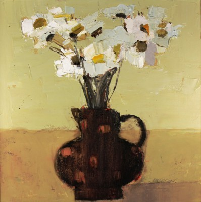 Scottish Artist Mhairi McGREGOR - Daisies