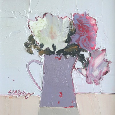 Scottish Artist Mhairi McGREGOR - Roses