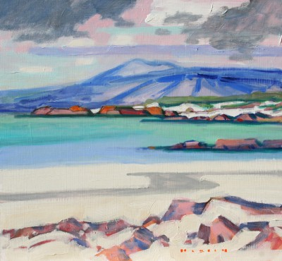 Mike HEALEY - Mull from Iona