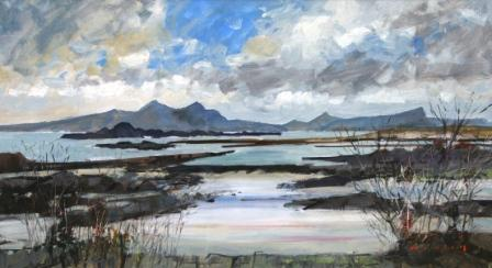 Scottish Artist Mike HEALEY - One Fine Day