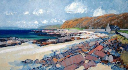 Mike HEALEY - Keil Beach, Mull of Kintyre