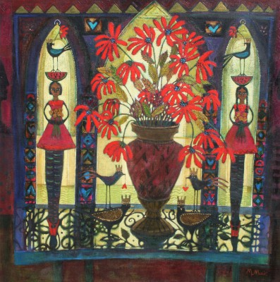 Morag MUIR - Ceremonial Flowers