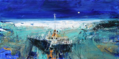 Nael HANNA - Fishing Season, Arbroath