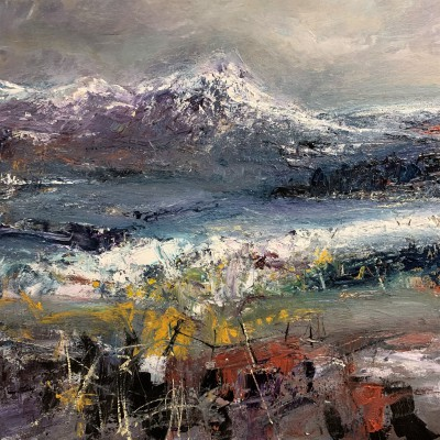 Scottish art, paintings of landscapes