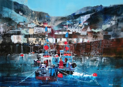 Working Harbour, Polperro