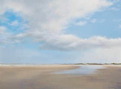 Nicola WAKELING - Clean Breezes, Clear Head, North Uist