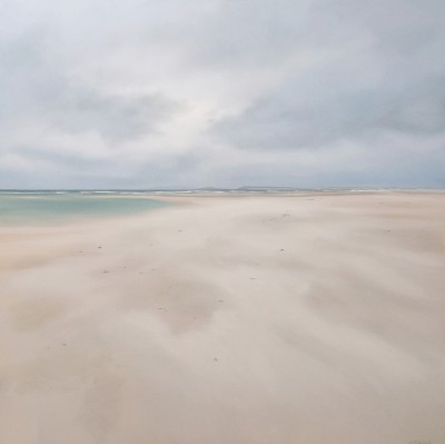 Nicola WAKELING - Windswept Cloud, North Uist