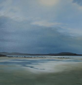 Scottish Artist Nicola WAKELING - Traigh Valley