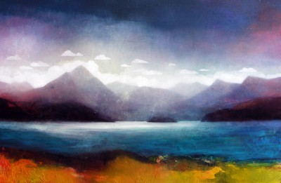 Scottish Artist Owen HENDERSON - The Equal Skies