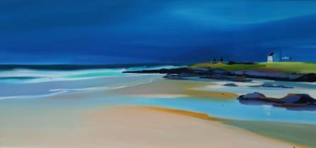 Pam CARTER - Old Croft on the Point