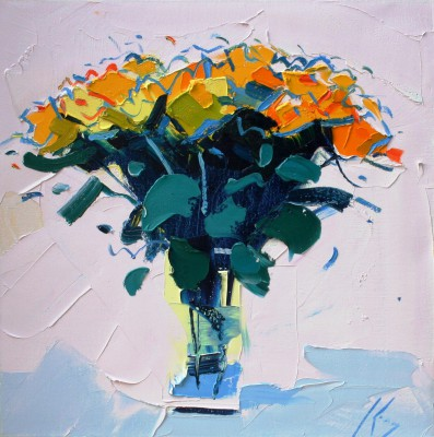 Peter KING - Yellow Roses