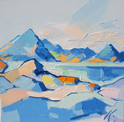 Peter KING - The Cuillins I