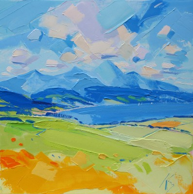 Peter KING - Goat Fell Arran