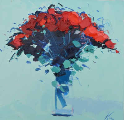 Peter KING - Red Roses