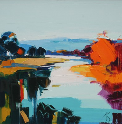 Peter KING - Autumn On The Tay II