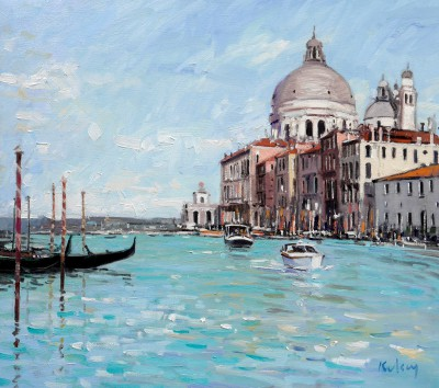 Robert KELSEY - The Grand Canal, Summer