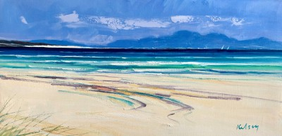 Robert KELSEY - Beach Patterns, Iona