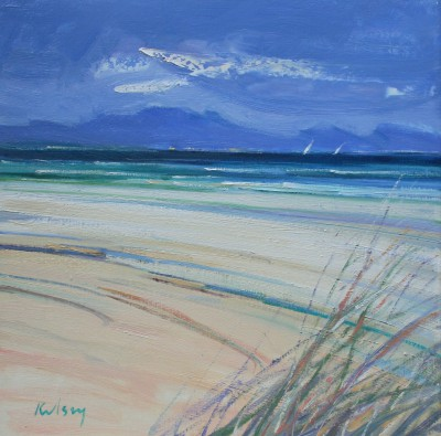 Robert KELSEY - Beach Grass, Colonsay