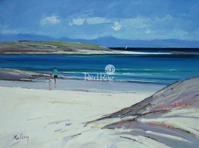 Robert KELSEY - Summer Morning, Iona