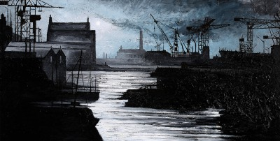 Ryan MUTTER - On the Banks of Industry