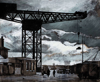 Ryan MUTTER - In the Shadow of the Fairfield Crane